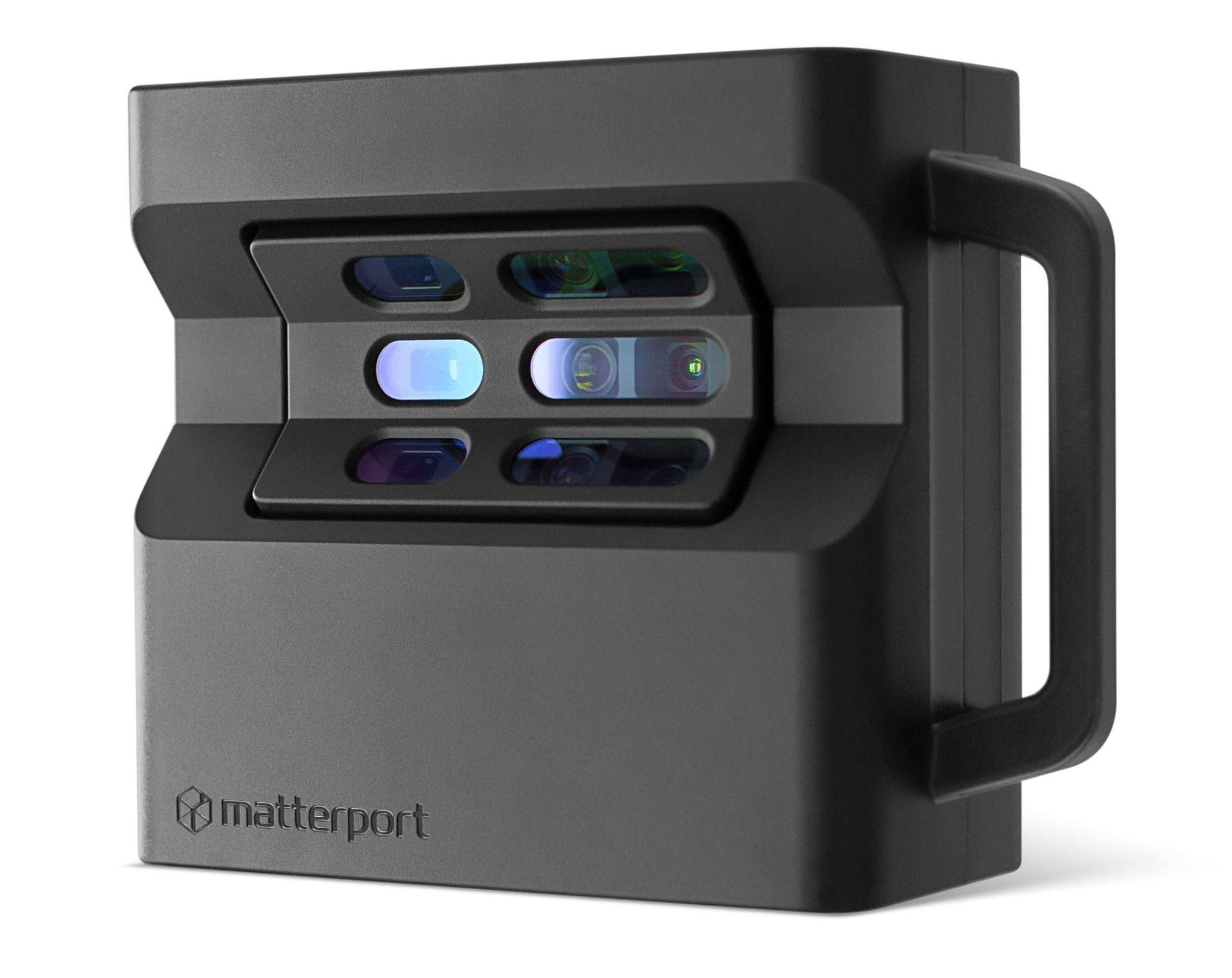 Matterport virtuální prohlídka bytu v Praze na Jižním Městě